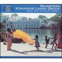Purchase Kohinoor Langa Group - Music From The Desert Nomads
