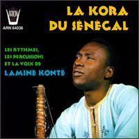 Purchase Lamine Konte - A Minstrel Of Senegal