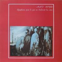Purchase Art Zoyd - Symphonie pour le Jour ou Bruleront les Cites
