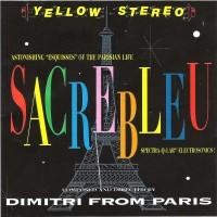 Purchase Dimitri From Paris - Sacrebleu