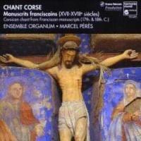 Purchase Ensemble Organum - Chant Corse