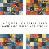 Purchase Jacques Loussier Trio - Bach's Goldberg Variations