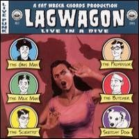 Purchase Lagwagon - Live In A Dive
