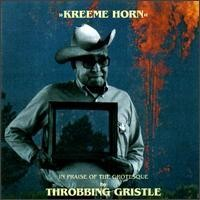 Purchase Throbbing Gristle - Kreeme Horn