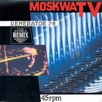 Purchase Moskwa TV - Generator 7-8 (Ep)