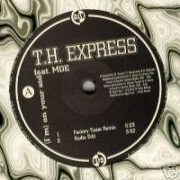 Purchase T.H. Express - (I'm) On Your Side (Maxi)