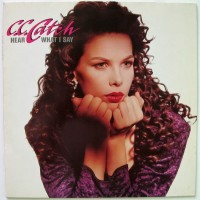 Purchase C.C.Catch - Hear What I Say