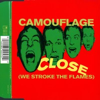 Purchase Camouflage - Close (We Stroke the Flames) (CDS)