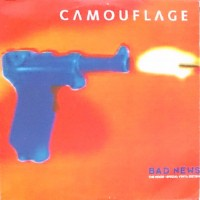 Purchase Camouflage - Bad News (CDS)