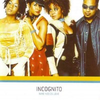 Purchase Incognito - Who Needs Love