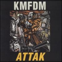 Purchase KMFDM - Attak