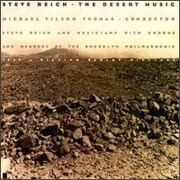Purchase Steve Reich - The Desert Music