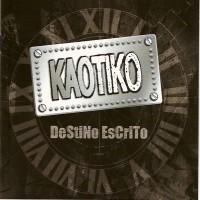 Purchase Kaotiko - Destino Escrito