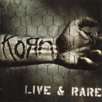 Purchase Korn - Live & Rare