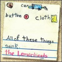 Purchase The Lemonheads - Car Button Cloth