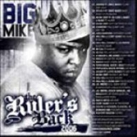 Purchase VA - Big Mike - The Ruler's Back 2006