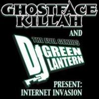Purchase VA - Dj Green Lantern & Ghostface - Internet Invasion