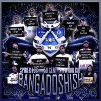Purchase VA - Dj Whoo Kid & Spider Loc - Bangadoshish G-Unit West