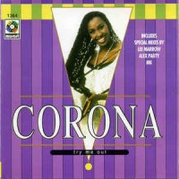 Purchase Corona - Try Me Out (CDS)