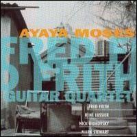 Purchase Fred Frith - Ayaya Moses
