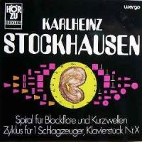 Purchase Karlheinz Stockhausen - Spiral