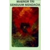 Purchase Maeror Tri - Sensuum Mendacia