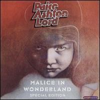 Purchase Malice In Wonderland - Paice, Ashton, Lord