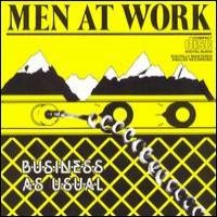 Purchase Men At Work - Business As Usual
