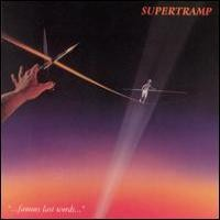 Purchase Supertramp - Famous Last Words