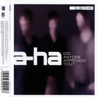 Purchase A-Ha - Did Anyone Approach You (Single)