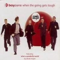 Purchase Boyzone - When The Going Gets Tough (Maxi)