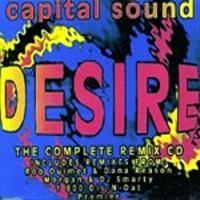 Purchase Capital Sound - Desire (Single)