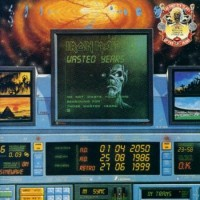 Purchase Iron Maiden - Wasted Years - Stranger In A Strange Land (EP)
