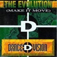Purchase Dance D-Vision - The Evolution (Make It Move) (Maxi)