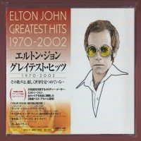 Purchase Elton John - Greatest Hits 1970-2002 CD1