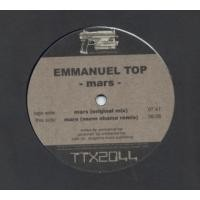 Purchase Emmanuel Top - Mars (Remix Vinyl)