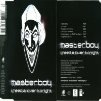 Purchase Masterboy - I Need A Lover Tonight (Maxi)