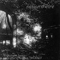 Purchase Raison d'Etre - Reflections From The Time Of Opening