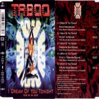 Purchase Taboo - I Dream Of Youi Tonight (Single)