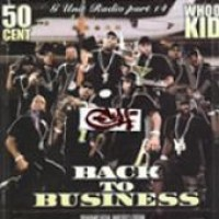 Purchase VA - Back To Business (By Dj Whoo Kid And 50 Cent)
