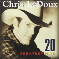 Purchase Chris Ledoux - 20 Greatest Hits