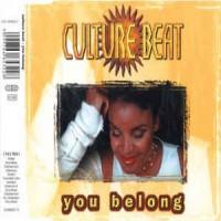 Purchase Culture Beat - You Belong (CDS)