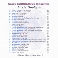 Purchase DJ Hooligan - Crazy Eurodance Megamix By Dj Hooligan