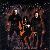 Purchase Immortal - Damned In Black