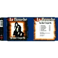 Purchase La Bouche - You Won't Forget Me (Maxi)
