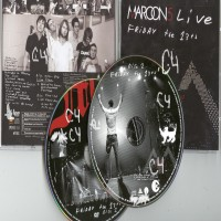 Purchase Maroon 5 - Live: Friday The 13Th (Bootleg)