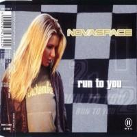 Purchase Novaspace - Run To You (Retail Maxi)