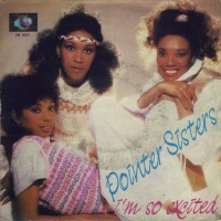 Purchase The Pointer Sisters - I'm So Excited (CDS)