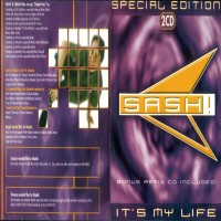 Purchase Sash! - It's My Life cd01