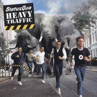 Purchase Status Quo - Heavy Traffic